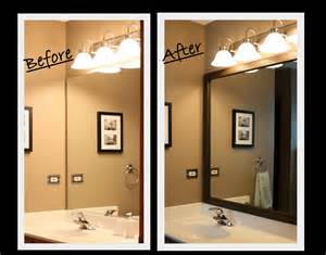 master bathroom mirrors sabby in suburbia master bath mirror reveal