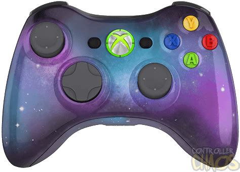 Xbox One Controller Lackieren by Galaxy Edition Xbox 360 Custom Controllers
