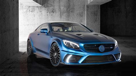 2015 mansory mercedes benz s63 amg coupe edition