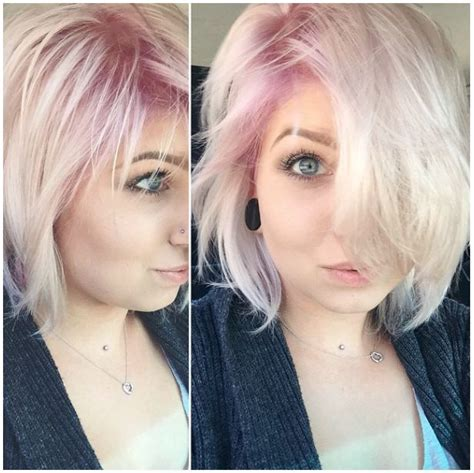 platinum blonde hairstyles for round face best 25 short platinum hair ideas on pinterest platinum
