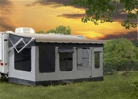 rv awning add a room camco vacation r add a room 12 13 rv travel trailer 5th