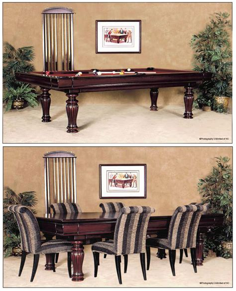 Pool Tables As Dining Room Tables Trending Combination Dining Pool Tables Boston Design Guide