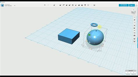 123d design tutorial youtube how to use 123d design for 3d printers tutorial video 1