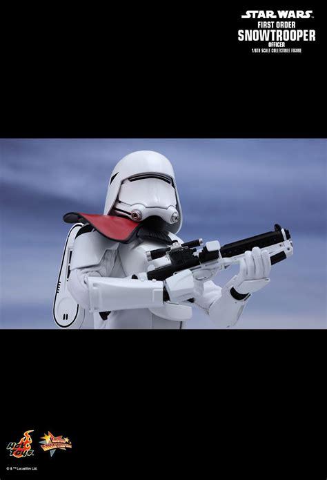 toys mms322 wars episode vii the awakens order snowtrooper officer ver