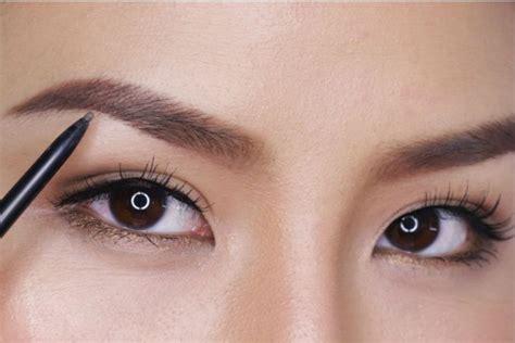 membuat alis eye brow video ingin alis tebal dan cantik yuk simak tutorialnya