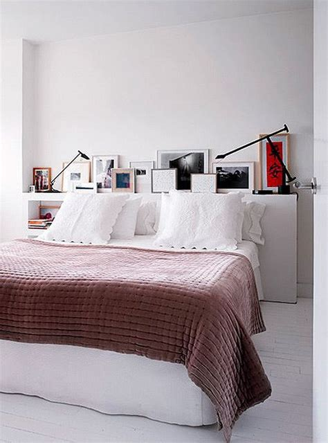 gestell hinter sofa soluciones de obra para aprovechar la pared cabecero