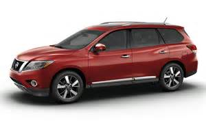 Nissan Slightly 2015 Nissan Pathfinder Pricing Rises Slightly To 30 395