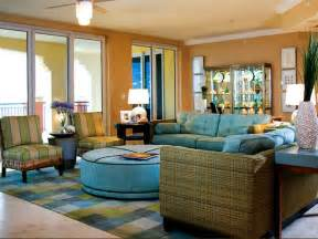 Tropical Colors For Home Interior by Tropical Living Room Decorating Ideas 2012 From Hgtv
