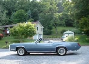 1968 Cadillac Eldorado Convertible 1968 Cadillac Eldorado Convertible Aftermarket Classic