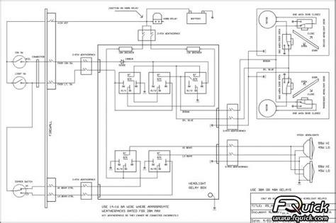 camaro headlight wiring harness schematic  camaro