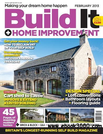 build it home improvement magazine february 2013 free