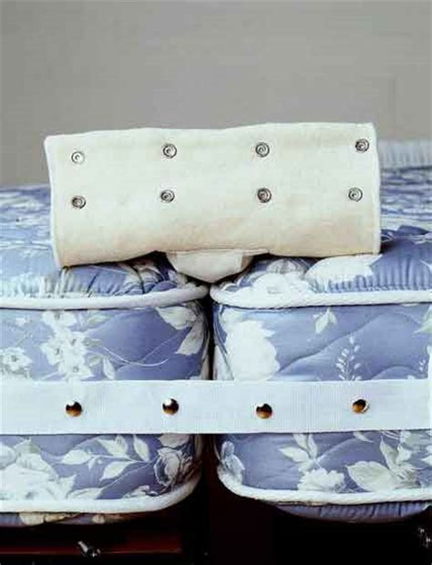 doubler plush twin bed connector