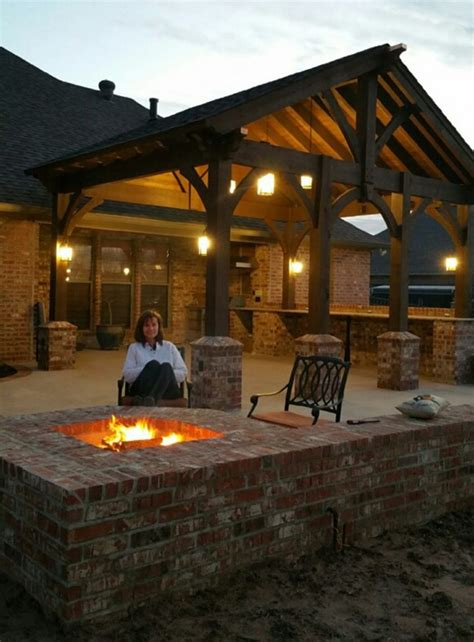 55 best backyard retreats with pits chimineas