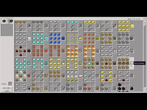 mods in minecraft list minecraft mods 1 crafting guide 1 2 5 youtube