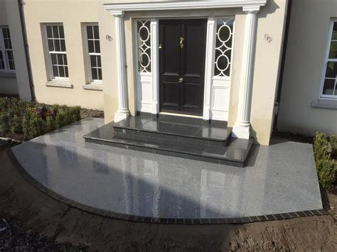 stephen gibson paving skills mid black granite
