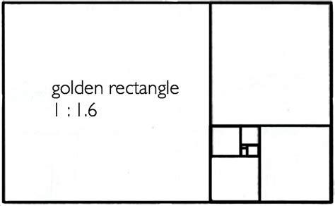 golden section rectangle the secret of fibonacci numbers