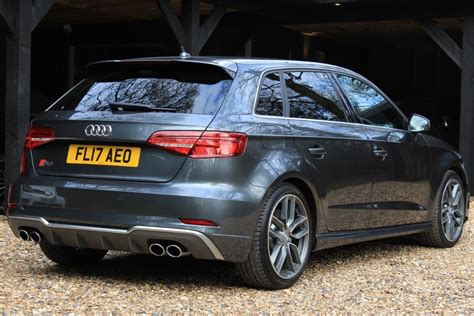 Audi S3 Used For Sale by Used Daytona Grey Audi S3 For Sale Hertfordshire
