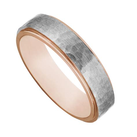 White Wedding Bands by Patterned Mens Wedding Band White Gold Search