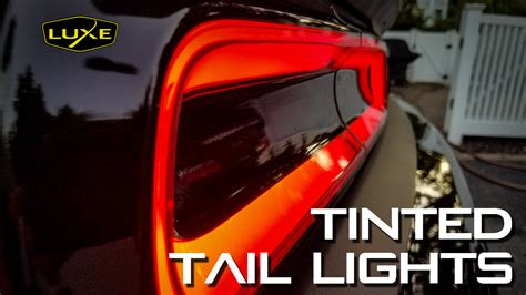 rear light tint tinting 2015 2016 challenger lights and rear