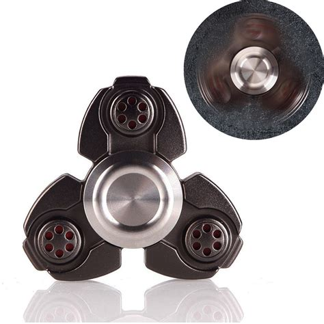 Rainbow Focus Fidget Spinner Limited special tri spinner rainbow alloy fidget focus finger toys and gifts us ebay
