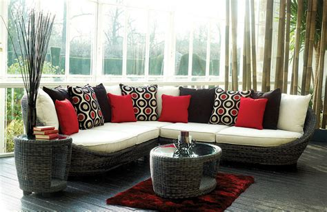Cane Dining Room Chairs by Choosing A Look For Your Conservatory Good To Be Home