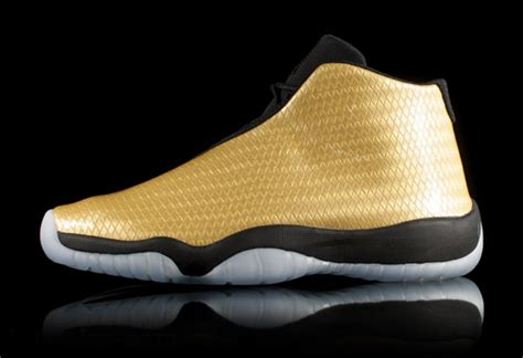 futures shoes air future quot gold quot sneakernews