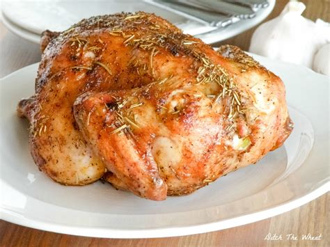 roasted cornish hen ditch the wheat