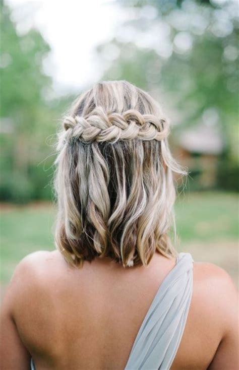 unique braids for prom dose top 25 best bob wedding hairstyles ideas on