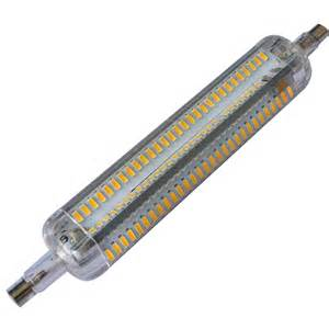 oule led r7s slim smd 3014 233 clairage blanc