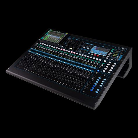 Mixer Allen Heath Qu24 allen heath qu 24 30in 24out digital mixer qu24 ebay