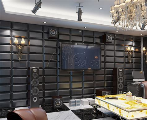 home theatre wall decor