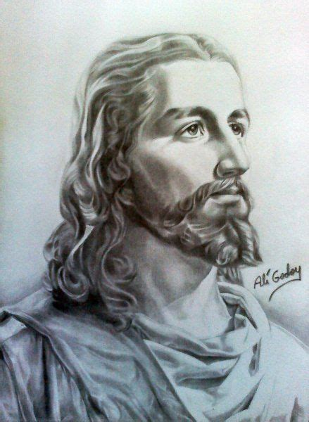jesucristo imagenes a lapiz 17 mejores ideas sobre retrato a l 225 piz en pinterest arte