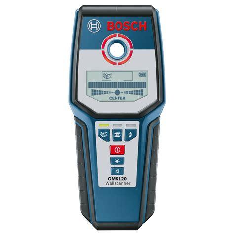 Digital Wall Stud Scanner Ac Wire Finder Wood Metal Detector 3 In 1 Bosch Gms120 Digital Electrical Multi Wall Scanner Stud