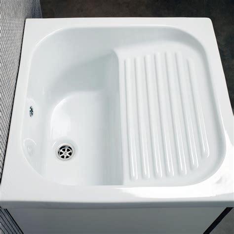 vasca in ceramica vasca lavatoio in ceramica 60x60 loira jo bagno it