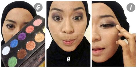 tutorial make up dan sanggul wisuda ini vindy yang ajaib tutorial make up natural dan hijab