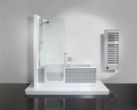 Bath With Shower Combination combin 233 bain douche twinline 2 un design tr 232 s pur