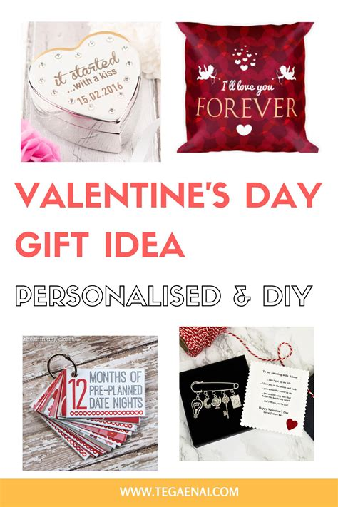 diy valentine s day gifts for her valentine s day gift inexpensive personalised diy