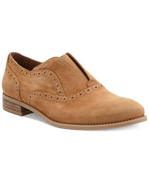 franco sarto oxford shoes lyst franco sarto jenson oxfords in