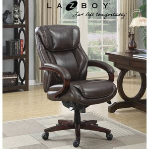 Comfortable Office Chairs La Z Boy Office Chairs Discount by La Z Boy 45783 Bellamy Executive Office Chair