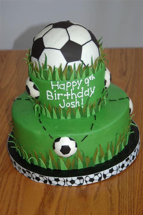 Soccer Birthday Cake soccer cake cakecentral