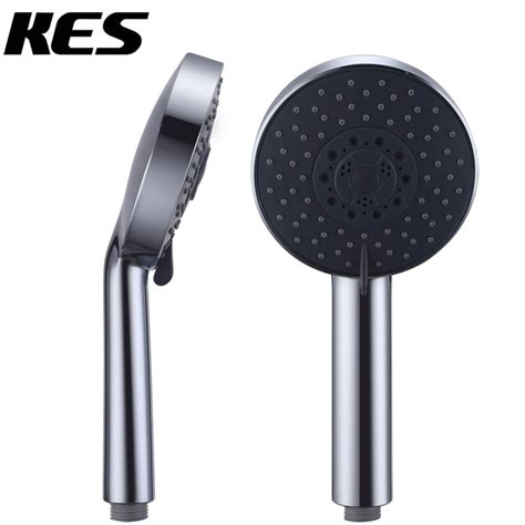 Bathroom Shower Heads Handheld Aliexpress Buy Kes P501b Bathroom Five Setting Handheld Shower From Reliable