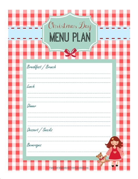 free holiday planner printable free printable christmas planner set stay organized this