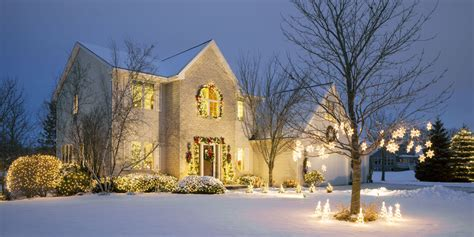 g wurm christmas houses 20 outdoor light decoration ideas outside lights display pictures