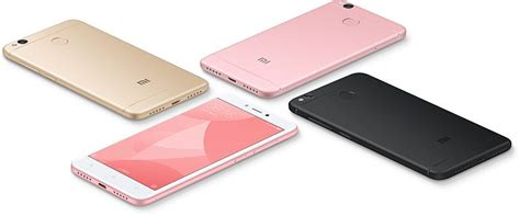 Paket Xiaomi Redmi 4x 4 X 5 0 Back Cover Anti Softcase Soft xiaomi redmi 4x with 4100mah battery snapdragon 435 soc launched technology news
