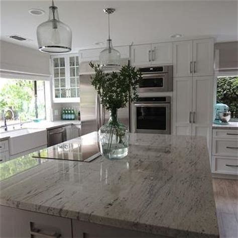 Grey And White Granite Countertops by River White Granite Countertops Design Ideas