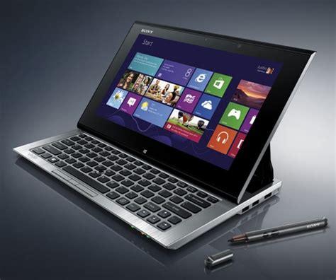 Tablet Sony Vaio Duo 11 sony vaio duo 11 tablet e notebook con autonomia record