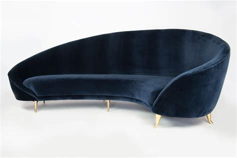 curve sofa curved sofa on pinterest milo baughman modern sofa and