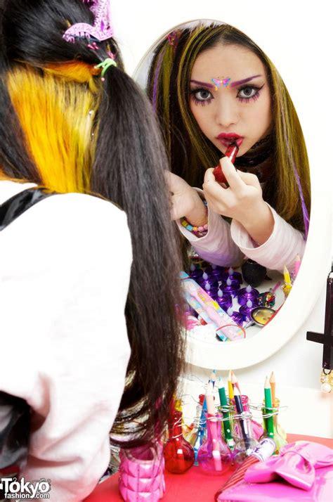 Eyeliner Harajuku 208 best harajuku images on harajuku fashion harajuku style and asian fashion