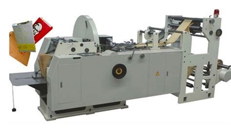 Paper Bag Machine - paper bag machine price carry bag machine
