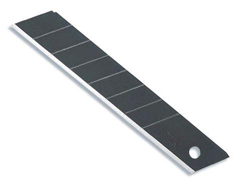 Olfa Lbb 10b Ultra Sharp Heavy Duty Blade 1 olfa lbb 10b ultrasharp snap black blade
